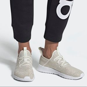 new • adidas cloudfoam pure running sneakers